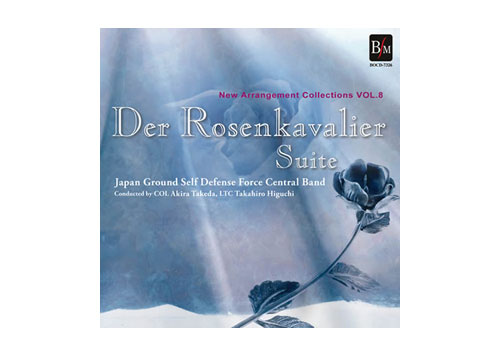 "[CD] New Arrangement Collections Vol.8 ""Der Rosenkavalier\"" Suit"
