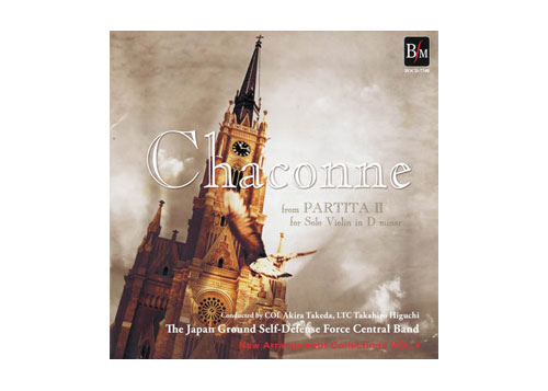 [CD] New Arrangement Collections Vol.9 -Chaconne