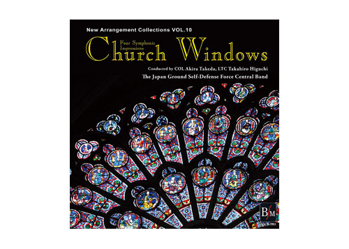 [CD] New Arrangement Collections Vol.10 -Church Windows