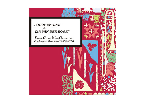 [CD] Philip Sparke & Jan Van der Roost
