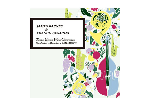[CD] James Barnes & Franco Cesarini
