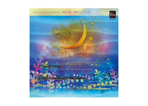 Elegy to the Moon [CD]
