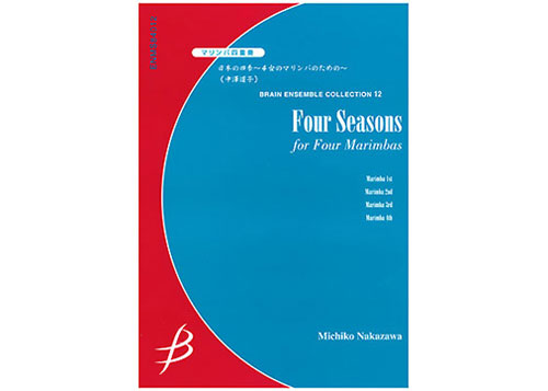 Four Seasons for Four Marimbas