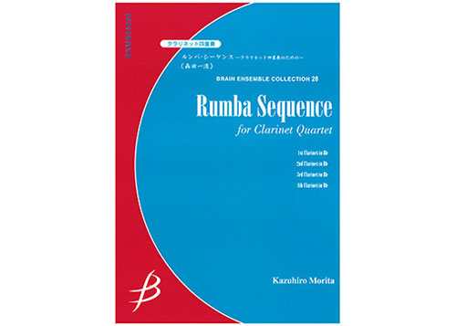 Rumba Sequence for Clarinet Quartet