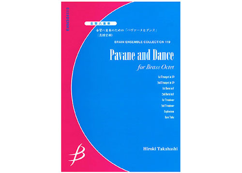 Pavane and Dance for Brass Octet