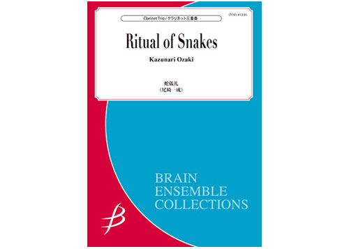 Ritual of Snakes - Clarinet Trio