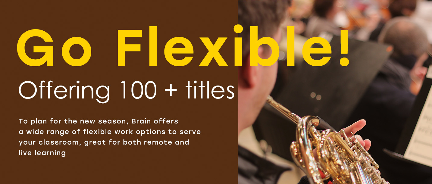 Go Flexible!